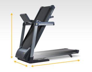 fold-up treadmill